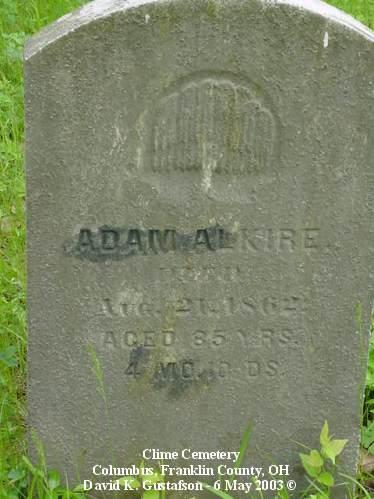 Franklin County Gravestone Photos Amp C Cemetery Photos