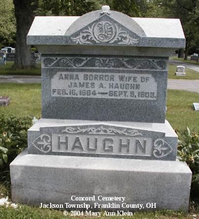 Cyril B Haughn