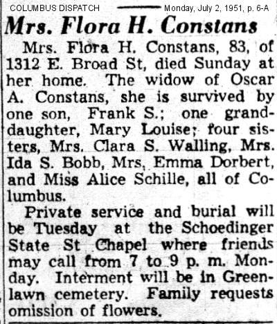 ... 21 Aug 1867... John Stone Obituary Michigan