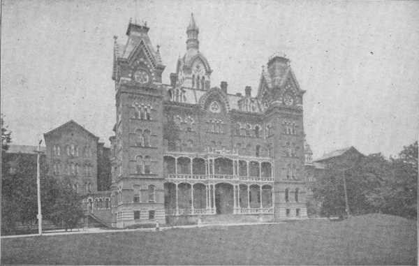 Longview insane asylum