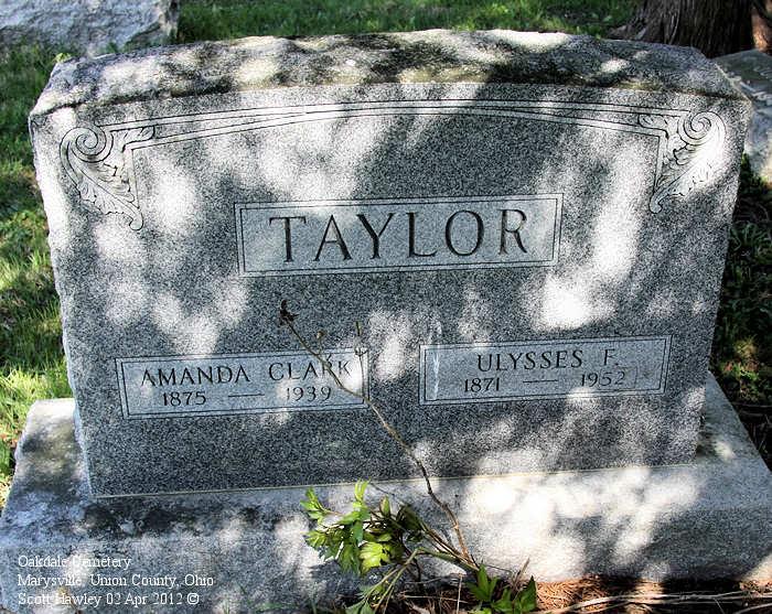 Union County Ohio Gravestone Photos Union County Ohio Cemeteries