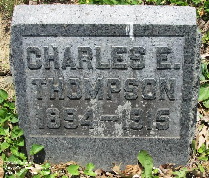 Union County, Ohio Gravestone Photos