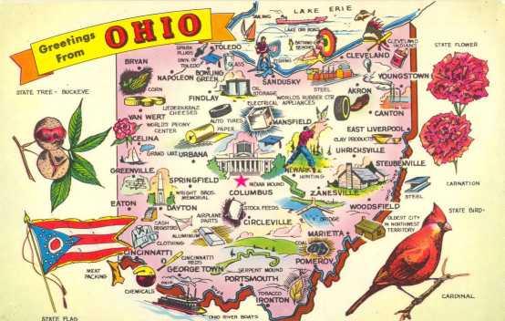 ohio american local history network alhn vintage ohio